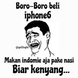21 Meme Kocak 'Boro-Boro' Ini Bikin Ketawa Banget, Mengenaskan!
