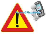 Logo Telefonate Truffa utilizzando impropriamente Promo€Risparmio