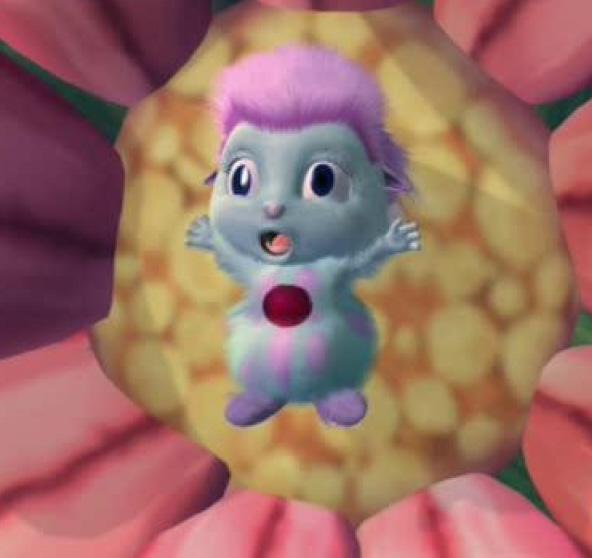 Pixar Cars Wallpaper Border 3 Cute Disney Fairytopia Characters Quot Bibble Quot Cartoon