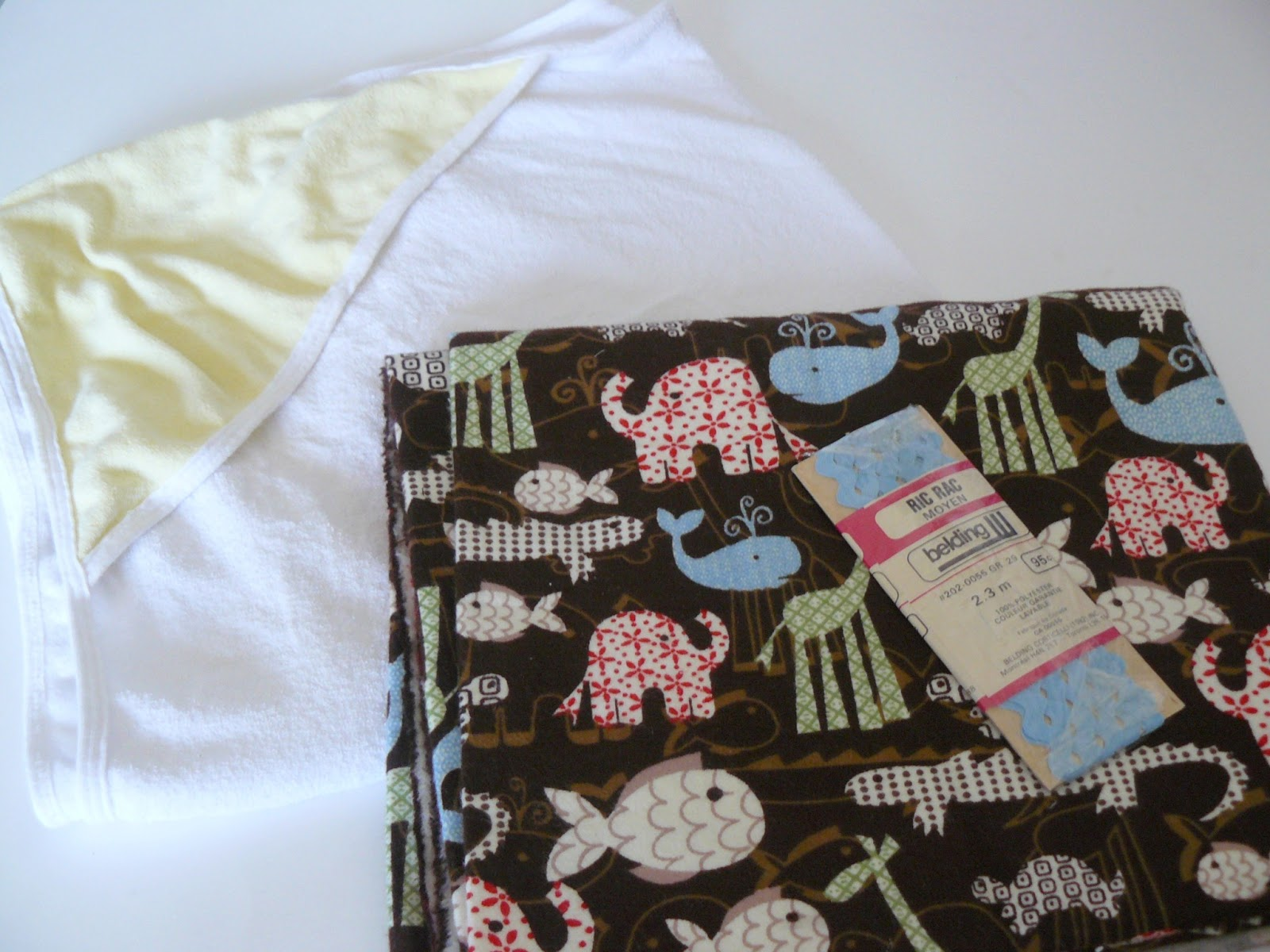 Small Fry Amp Co Simple Burp Cloths From Baby Bath Towels
