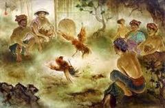 Sejarah Adu Ayam di Indonesia
