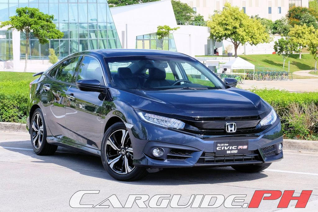 First Drive: 2016 Honda Civic RS Turbo | Philippine Car News