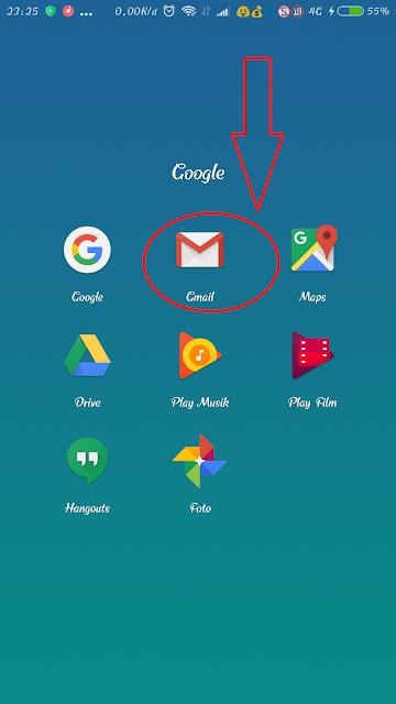 Cara Menambahkan Akun Gmail Lebih dari 1 pada Xiaomi