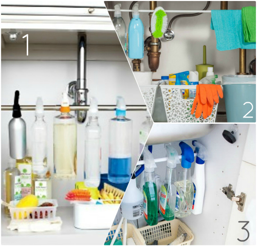 Pinterest Challenge Everything But The Kitchen Sink 17