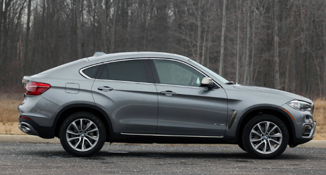 2018 BMW X6 xDrive35i Review Features