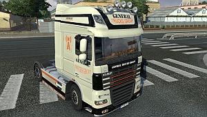 General Trucks Group skin for DAF XF