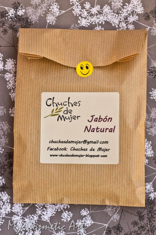 jabon natural lavanda chuches de mujer