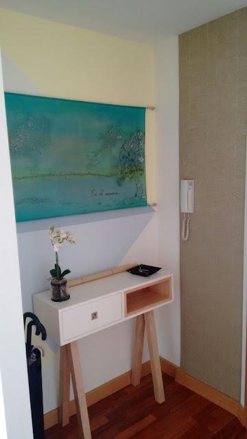 decoracion entrada cuadro electrico.www.lolatorgadecoracion.es