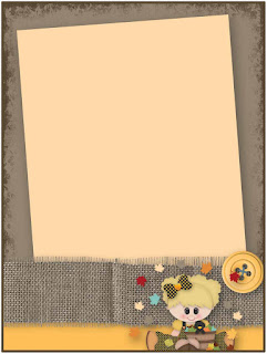 A Fall to Remember Journal/Pocket Care - free scrapbook element