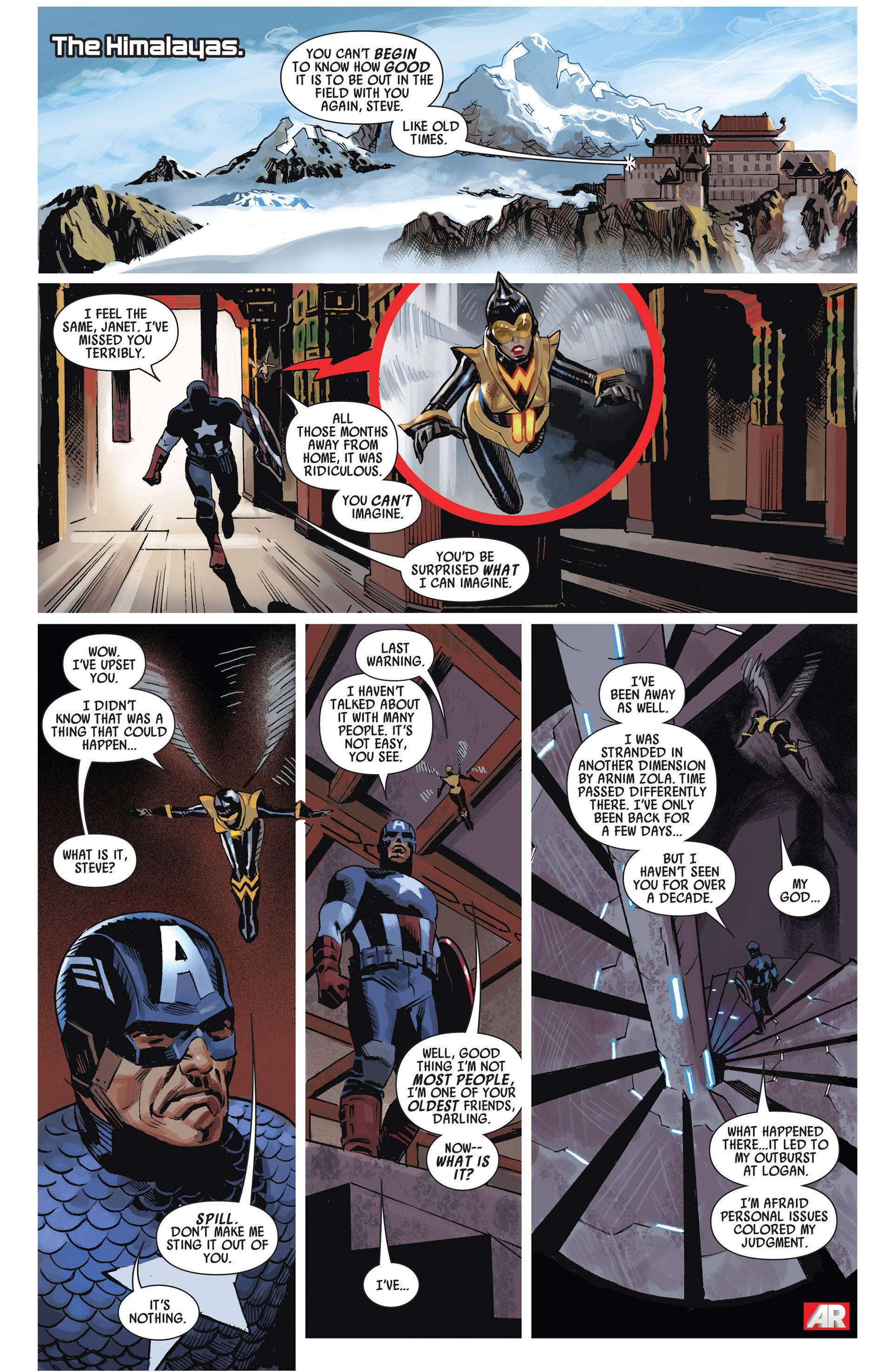 Read online Uncanny Avengers (2012) comic -  Issue #10 - 12