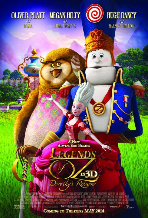 Legends of Oz: Dorothy's Return