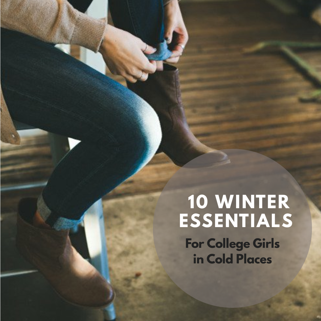 10 Winter Essentials For College Girls In Cold Places Pants Where I Live It Rains Probably 80 Of The Time If Not All Other Seasons Me Was Worth To Invest A Good Pair