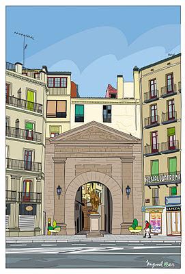Indibil y Mandonio - Lleida