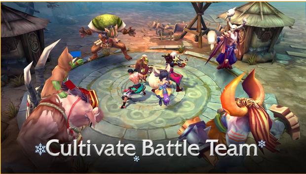 Game Taichi Panda Heroes V2.4 Hack MOD APK