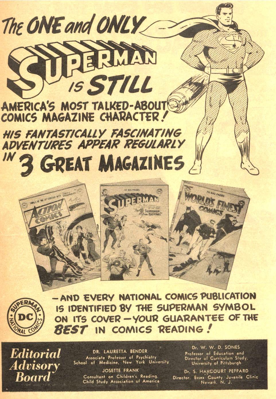 Read online Detective Comics (1937) comic -  Issue #161 - 51