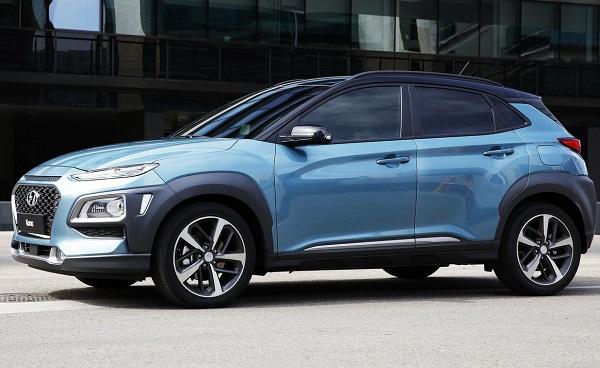 Hyundai Kona Argentina