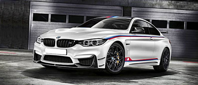 2016 BMW M4 DTM Champion Edition Offers 200 units boosts power to 493bhp