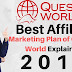 MARKETING PLAN BISNIS QUESTRA WORLD INDONESIA