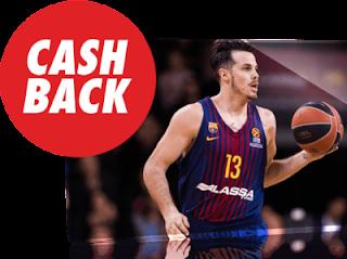 circus promocion euroliga Barcelona vs Maccabi hasta 1 noviembre