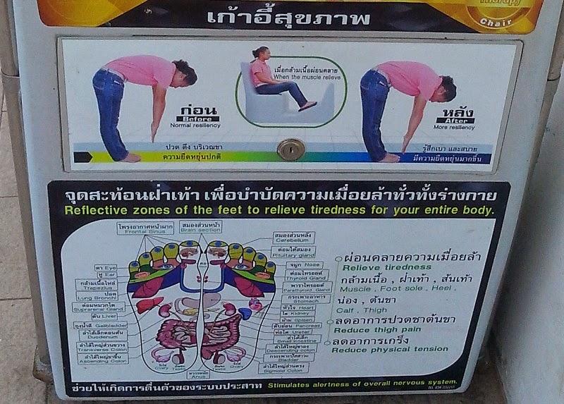 Инструкция массажера ног