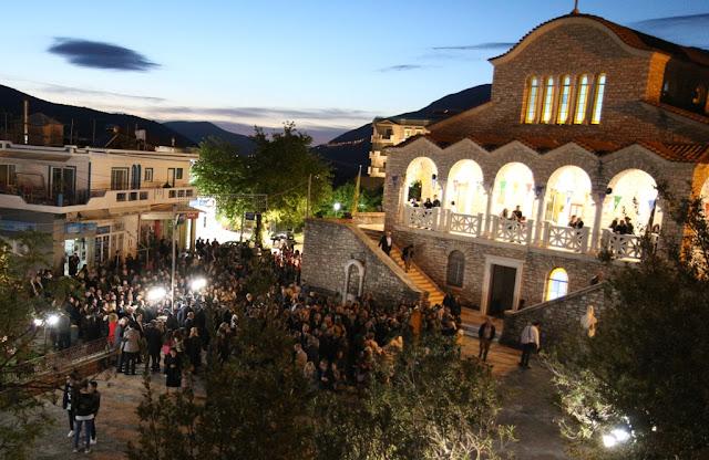 Θεσπρωτία: Λαμπρά εορτάστηκε στην Παραμυθιά ο πολιούχος Θεσπρωτίας άγιος Δονάτος