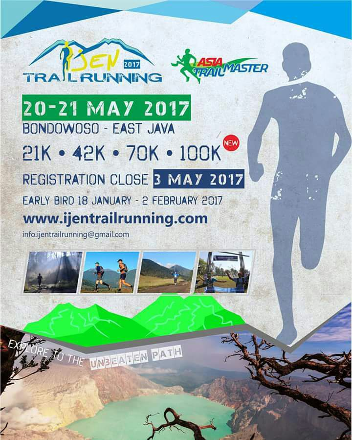Ijen Trail Running • 2017