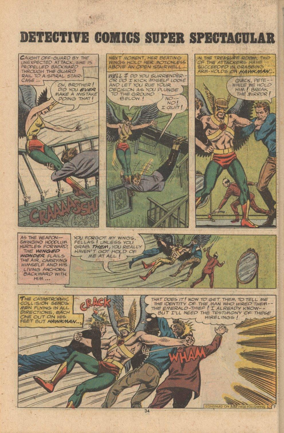 Detective Comics (1937) 442 Page 33