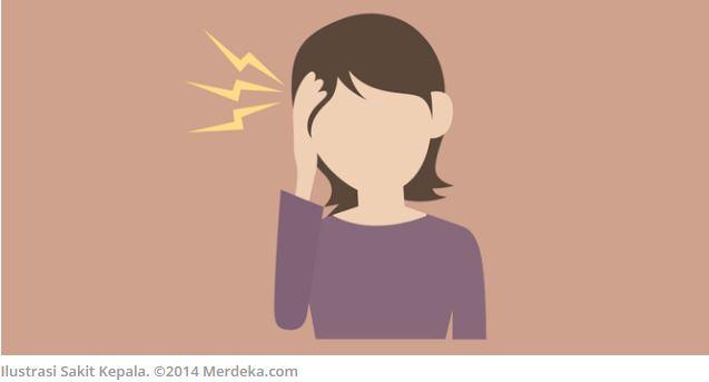 8 Hal yang bikin sakit kepala tambah parah