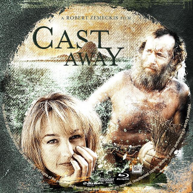Cast Away Bluray Label