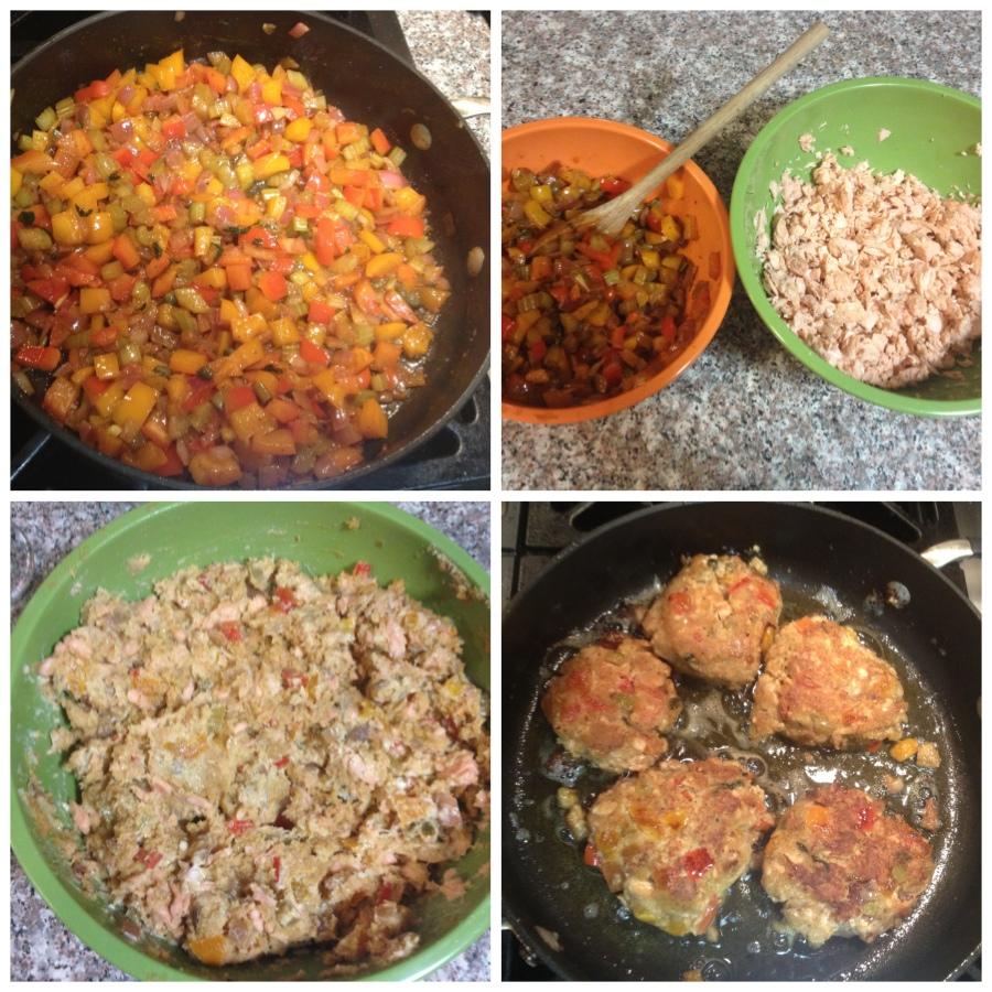 Http Www Foodnetwork Com Recipes Ina Garten Salmon Cakes Recipe Html