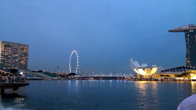 Pengalaman Tertahan Di Kantor Imigrasi Singapura