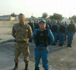Syrie-Police