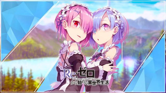 Re:Zero kara Hajimeru Isekai Seikatsu Sub Indo : Episode 1-25 END | Anime Loker