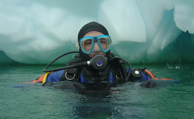 Are you scuba-certified and looking for something new?