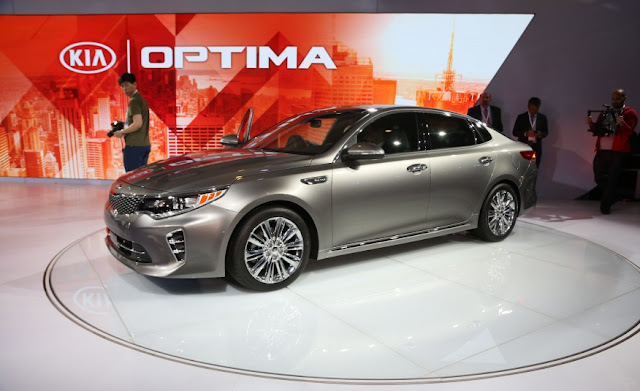 2016 KIA Optima Owners Manual Pdf
