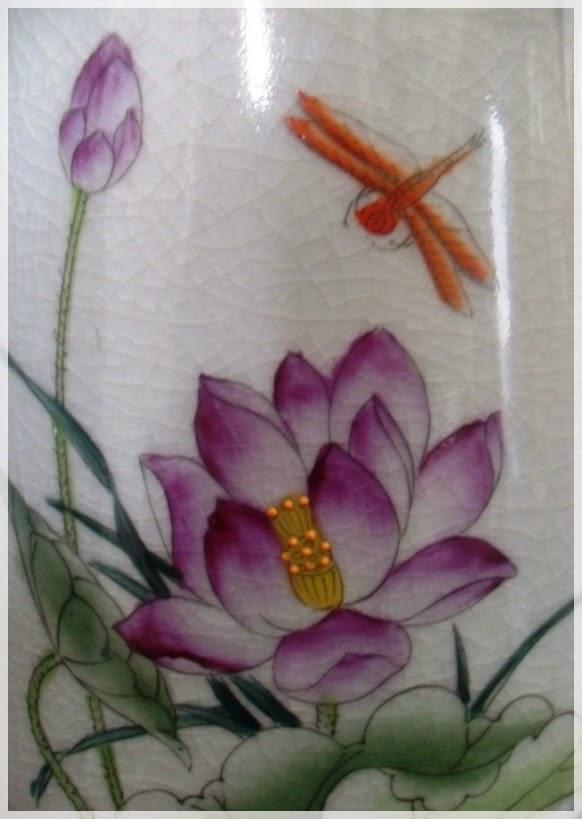 BARANG ANTIK LUKITO Sepasang Vas Oriental Celadon SOLD