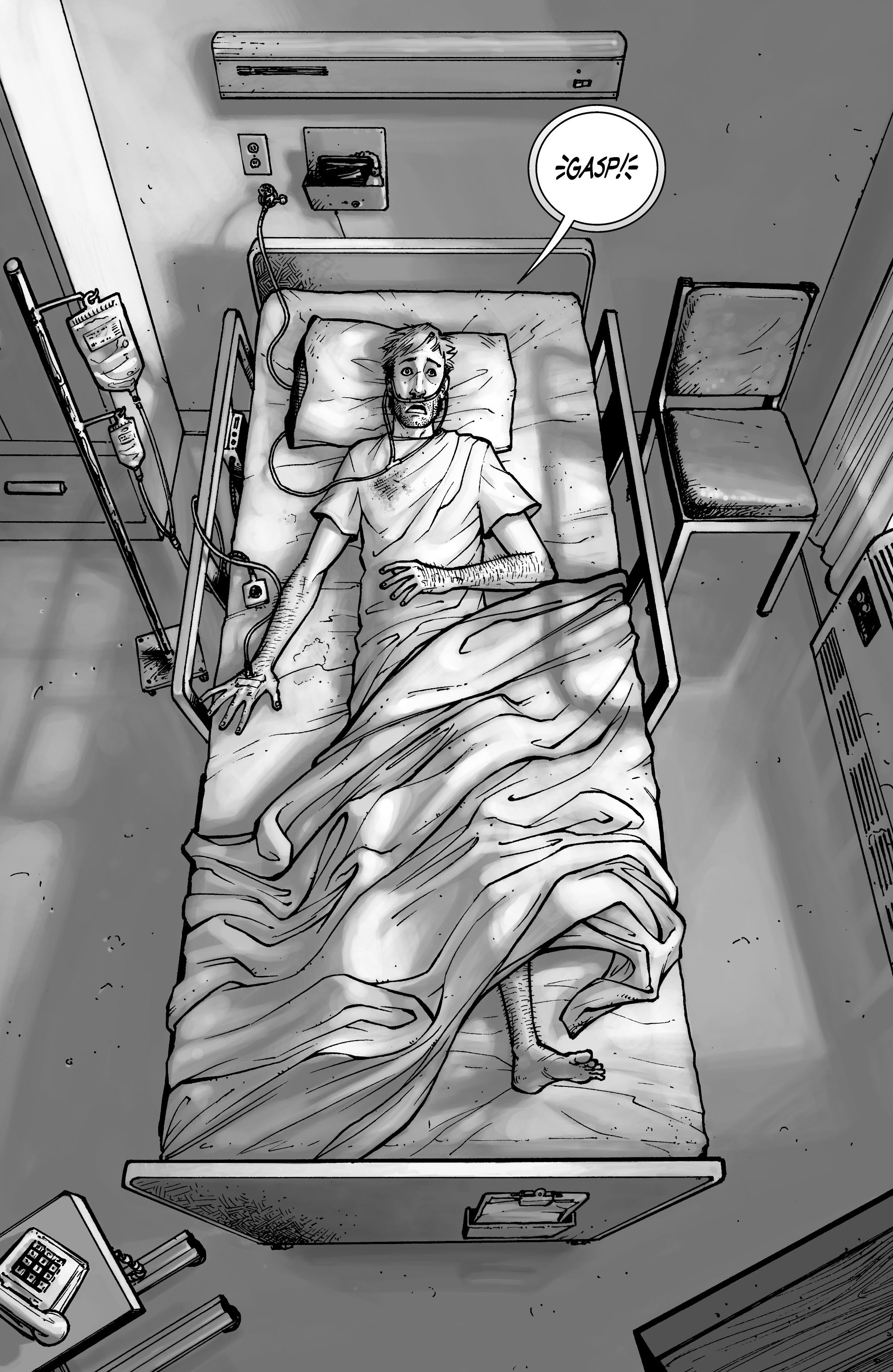 The Walking Dead issue 1 - Page 4