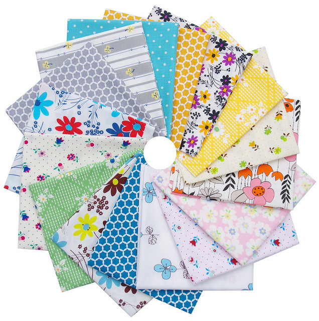 Red Pepper Quilts Blogger Bundle for Polka Dot Tea Fabrics