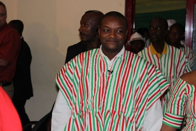 Ayariga, wins; EC ordered to allow him to correct errors