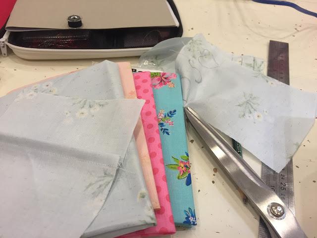 Venture & Roam: French Seam, Fabrics, Learning to sew