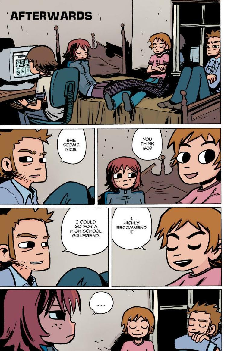 Read online Scott Pilgrim comic -  Issue #1 - 20