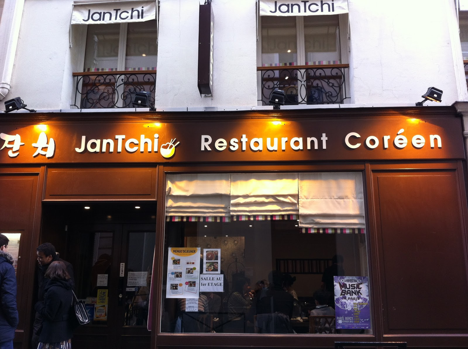 Restaurant Tyr Paris