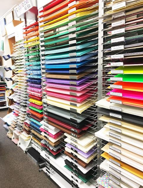 Art supplies haul