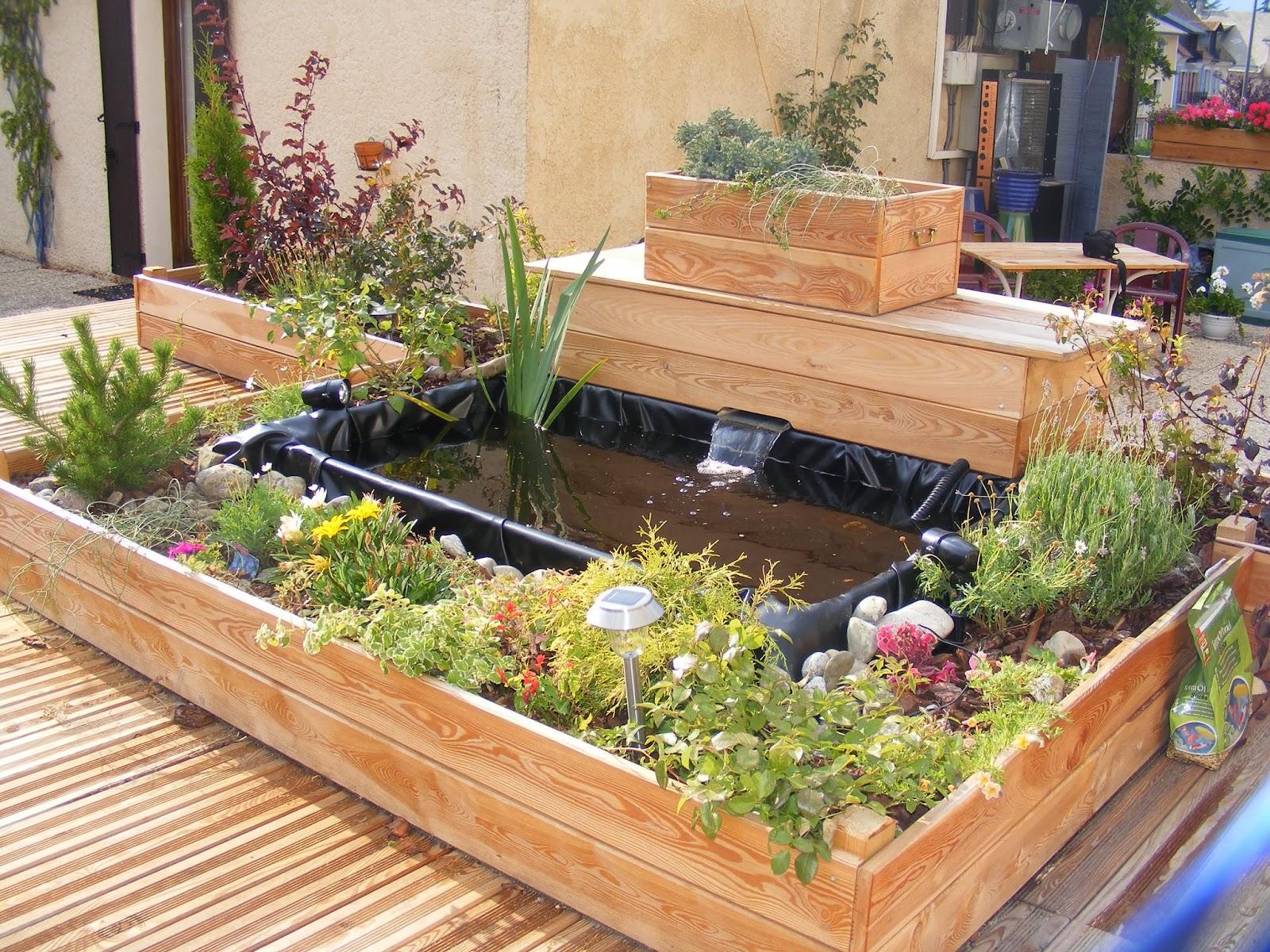 nature et paysage les bassins. Black Bedroom Furniture Sets. Home Design Ideas