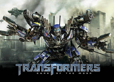 Topspin - Transformers 3
