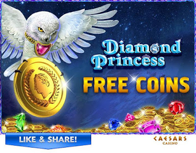 caesars casino free coins links