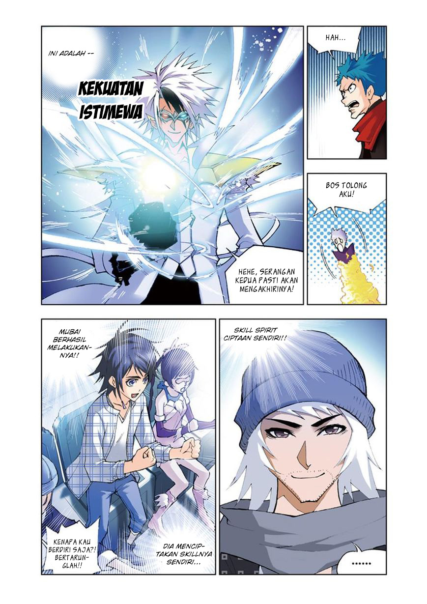 Baca Komik Manga Soul Land Chapter 41 Komik Station