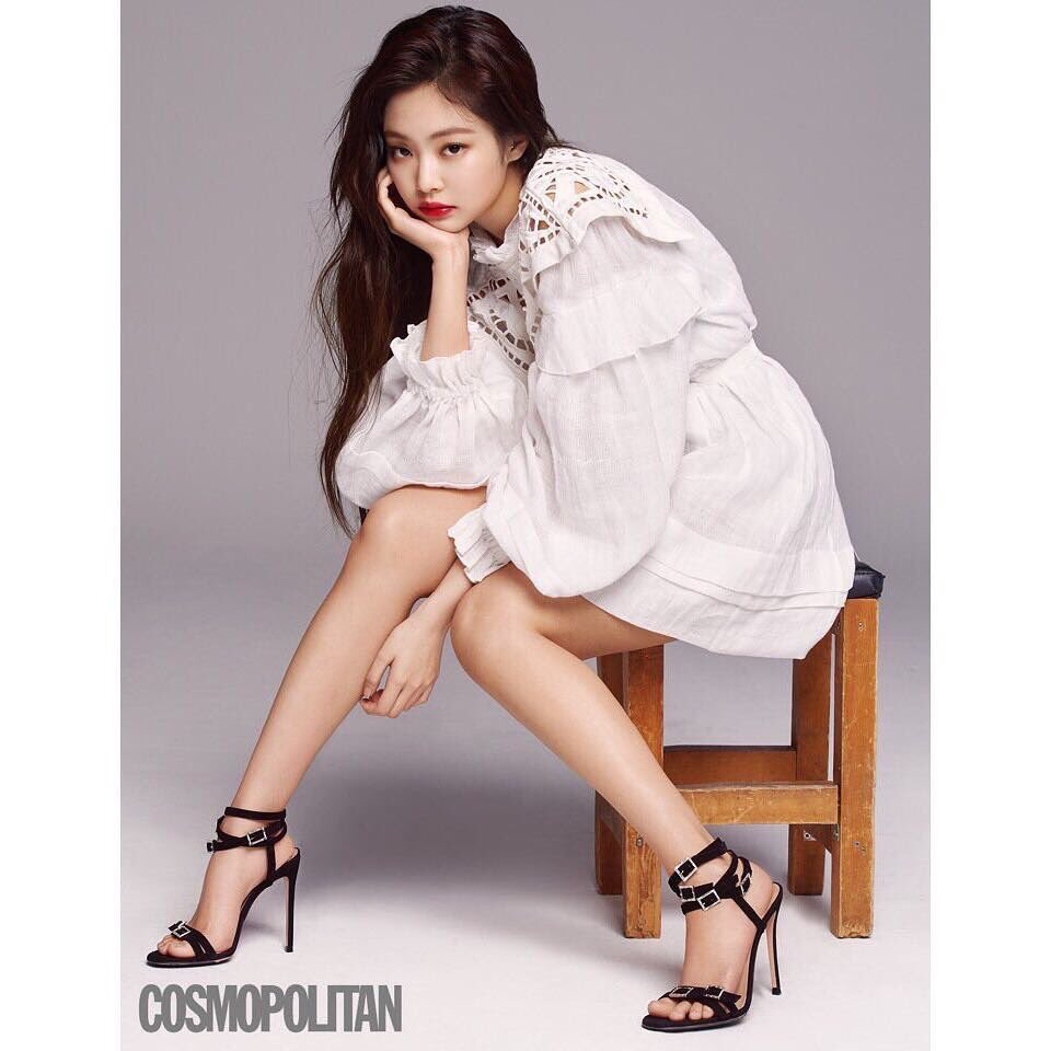 JENNIE for Cosmopolitan Korea – March 2019 issue!