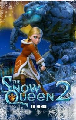 The Snow Queen 2 (2014) 720p 480p BluRay