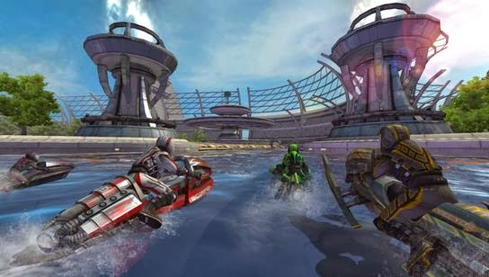 Gameplay Riptide GP 2